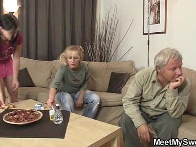 dick  father  old and young  slutty