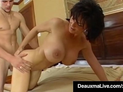 banged  fitness  huge tits  milf  stunning  young
