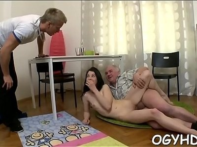 beauty  gay  old and young  sweet