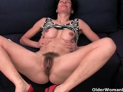 granny   older   panties   pussy   wet   woman