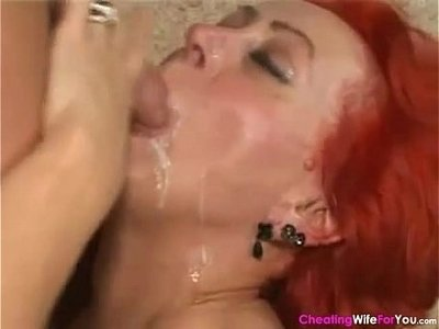 cock  granny  housewife  young